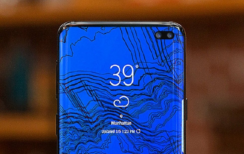 This is the 'Pimple' Phone: Samsung Galaxy S10 | Milyin