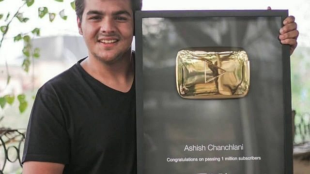 12 Best Youtube Channels In India Ashish Chanchalani