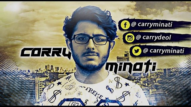 12 Best Youtube Channels In India Carry Minati
