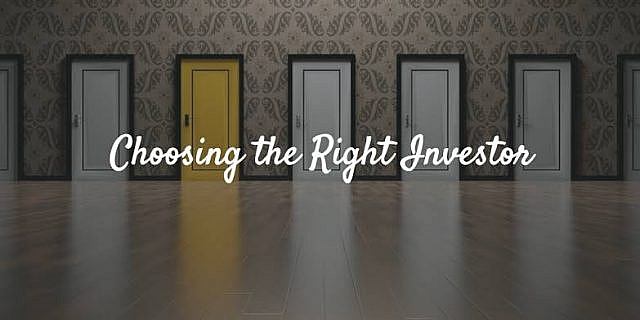 How To Find Investors For Your Business Choose Right Investor