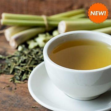 Green Tea Lemongrass Fragrance Oil New