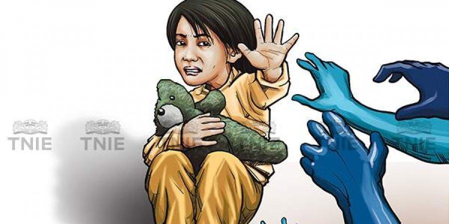 Crime Against Childrens 2 Express Illustrations